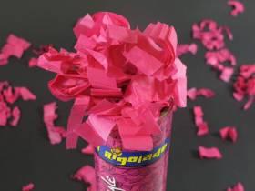 Petit Canon à confettis - Fuchsia