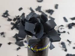Petit Canon à confettis - Noir