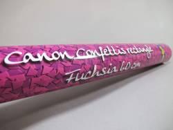 Grand Canon à confettis - Fuchsia