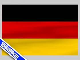 Grand drapeau de Supporter d'Allemagne de 1,5m