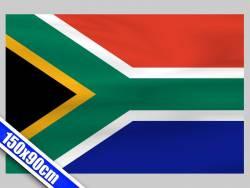 Grand drapeau de Supporter d'Afrique Du Sud de 1,5m