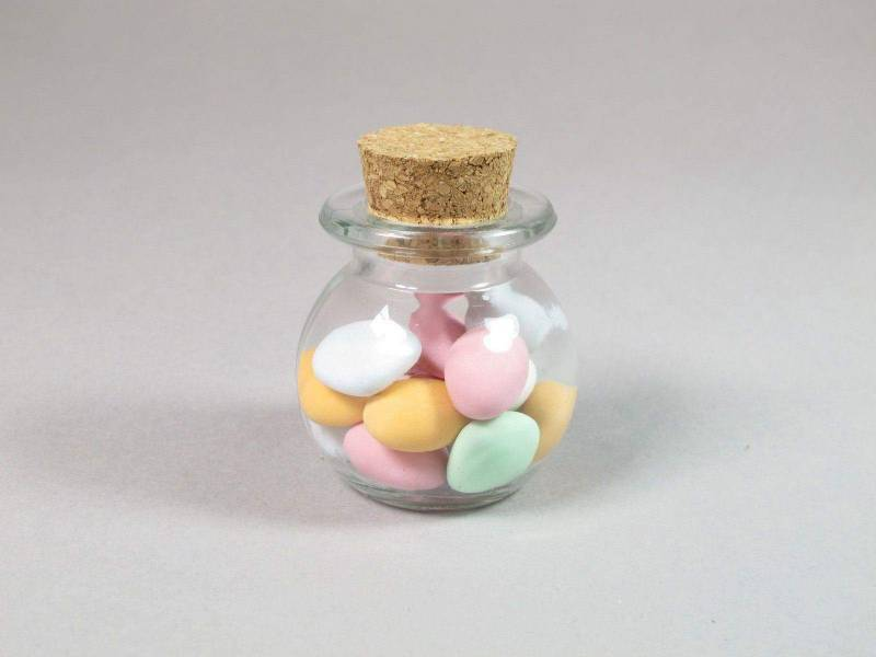 Pot boule - Transparent