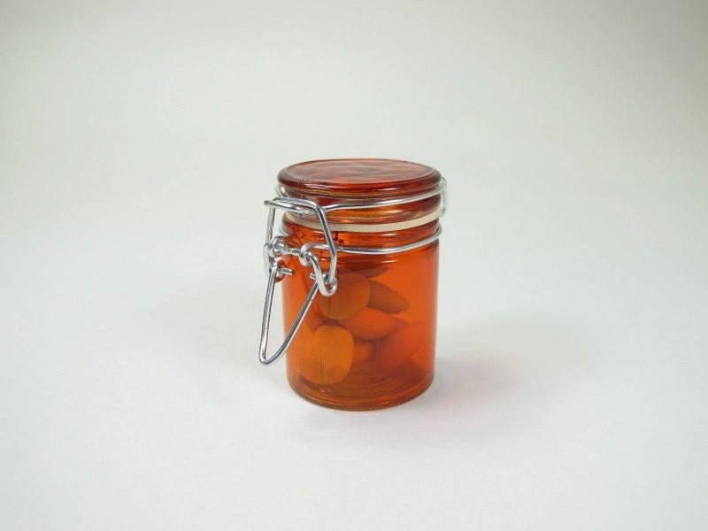 Pot rond - Orange