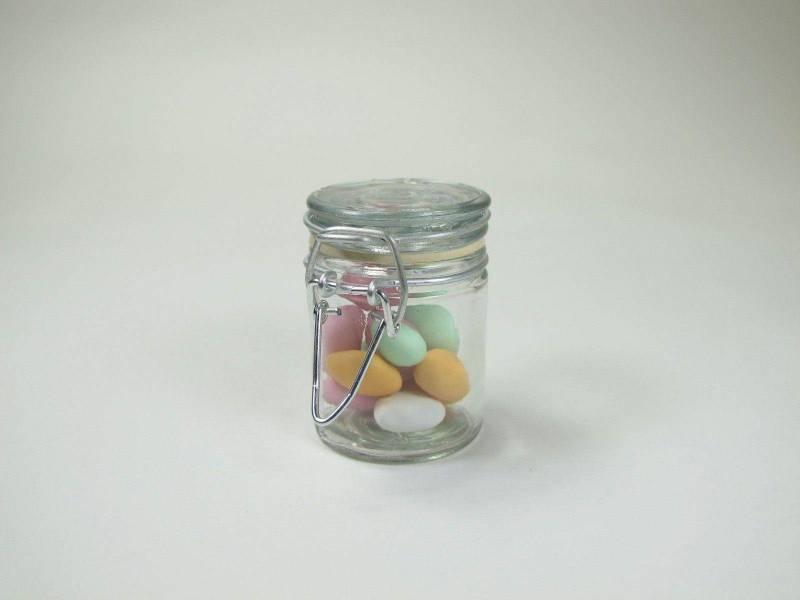 Pot rond - Transparent