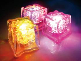 Led glaçon étanche - Multicolore