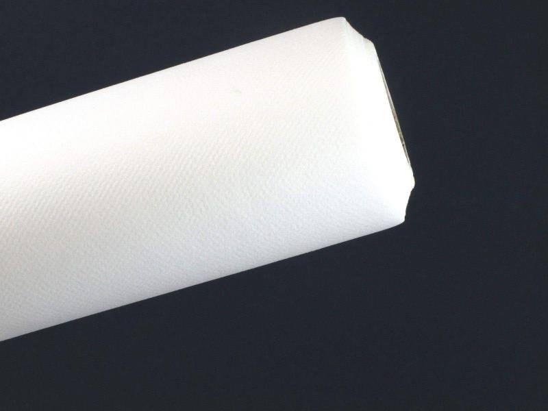 40m Nappe voie sèche gala - Blanc
