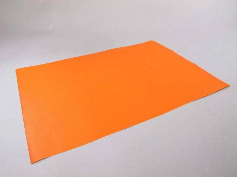 Set de table papier plaza Orange x100