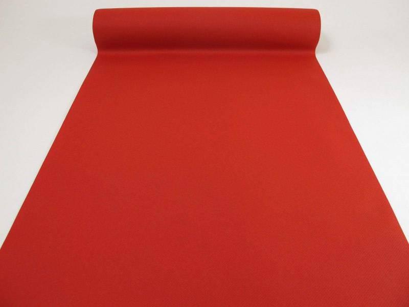 10m Chemin de table gala - Rouge