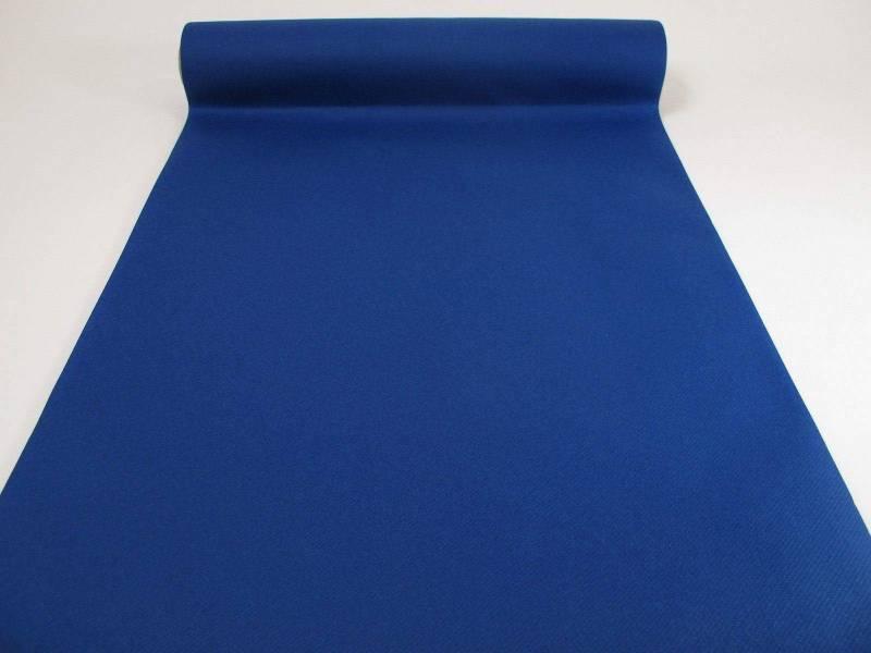 10m Chemin de table gala - Bleu Roi