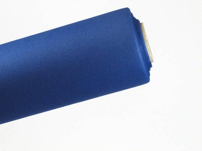 10m Nappe voie sèche gala - Bleu Roi