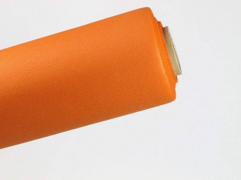 10m Nappe voie sèche gala - Orange