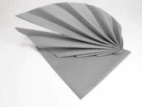 Serviette voie sèche gala - Aluminium