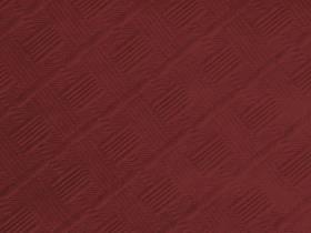 25m Nappe en papier damassé mundo - Bordeaux