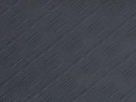 50m Nappe en papier damassé mundo - Anthracite