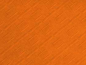 50m Nappe en papier damassé mundo - Orange