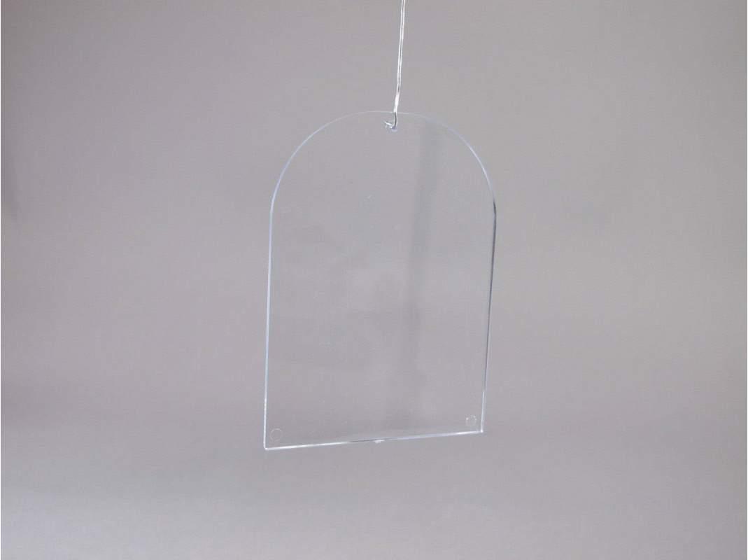 plaque fen tre en plastique transparent. Black Bedroom Furniture Sets. Home Design Ideas