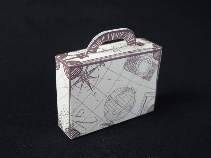 Ballotin valise aventurier