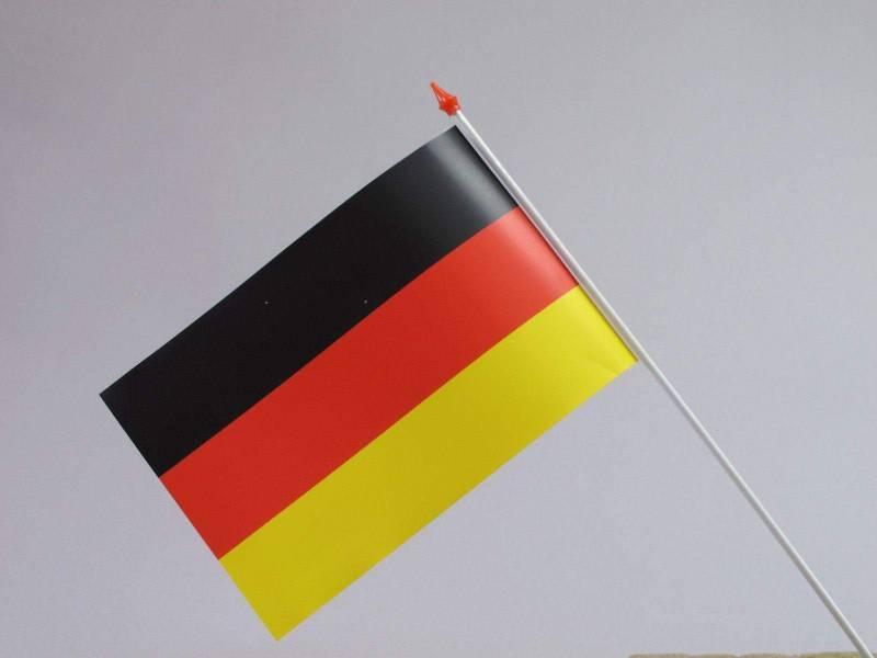 Petit Drapeau - Allemagne