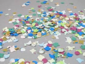 Confetti multicolore sac de 1 kg
