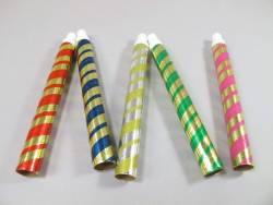 Sarbacane métallisées - Multicolore