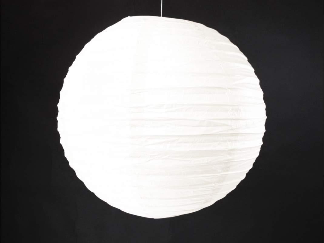 lampion papier 35cm blanc decofete. Black Bedroom Furniture Sets. Home Design Ideas
