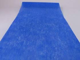 Chemin de table élégance - Bleu