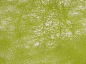 Chemin de table Romance - Vert kiwi