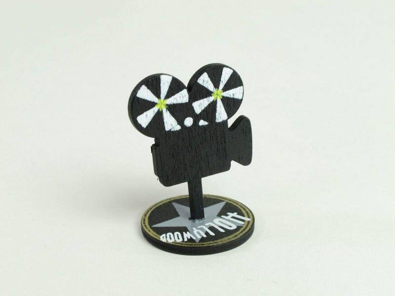 Caméra porte carte