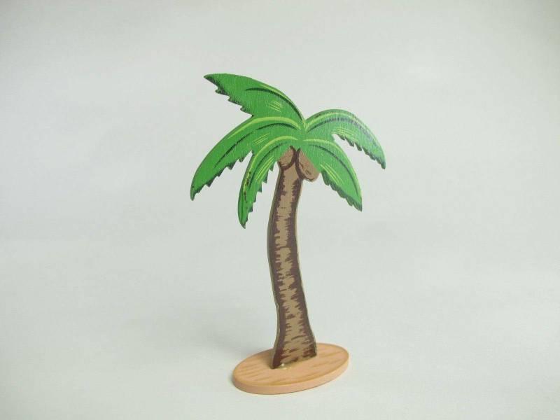 Palmier déco 15cm