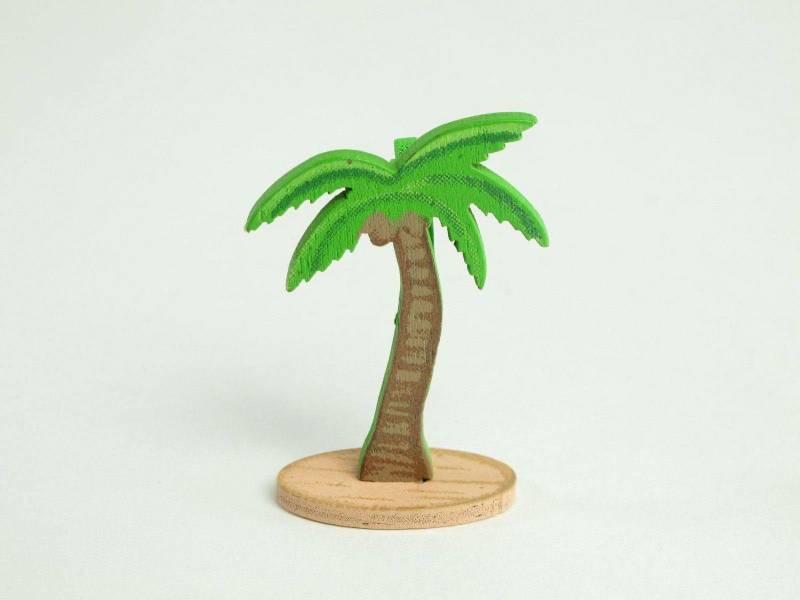 Palmier déco 5cm