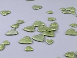 Coeur mini - Vert Lime