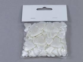 Coeur mini - Blanc