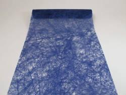 Chemin de table Romance - Bleu