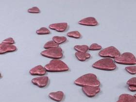 Coeur mini - Fuchsia
