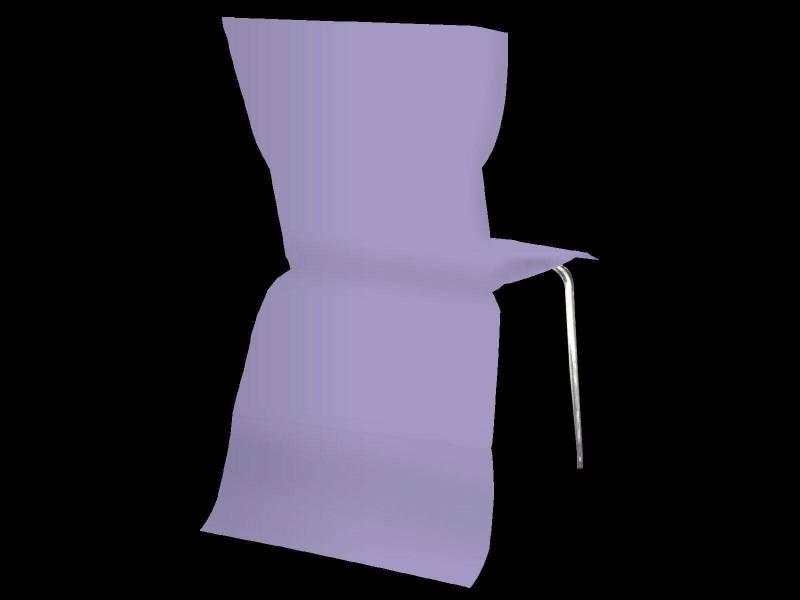 Housse de chaise élégance - Parme
