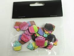 Confetti cupcake