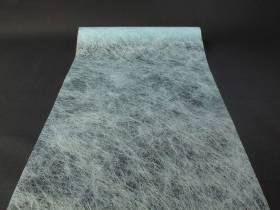 Chemin de table Romance - Bleu Pastel