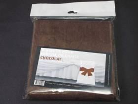 Noeud pour housse de chaise - Chocolat