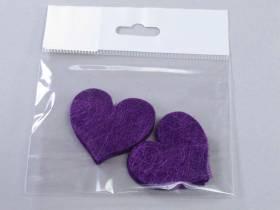 Confetti coeur romance - Violine