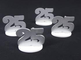 Marque place 25ans argent x4