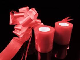 Kit décoration voiture mariage - Rouge