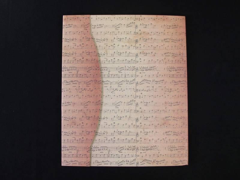 Livre d'or mariage et anniversaire Musique - 60 pages
