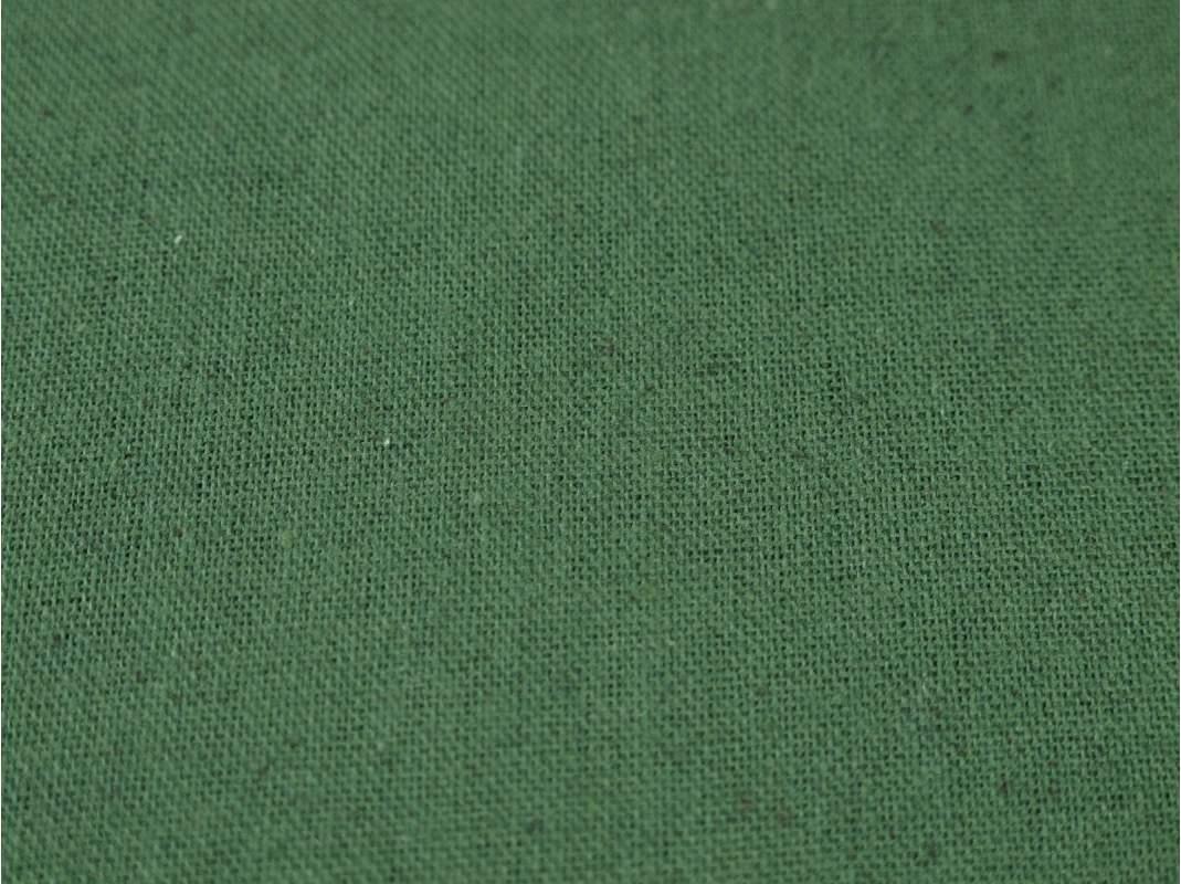 chemin de table tissu toile lin vert. Black Bedroom Furniture Sets. Home Design Ideas