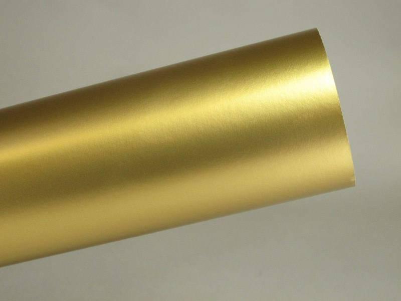 Rouleau de papier kraft - Or