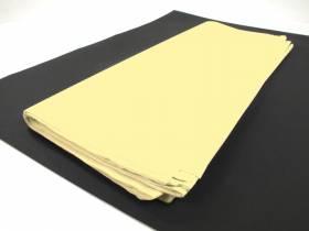Mousseline, papier de soie - 120 feuilles - Vanille