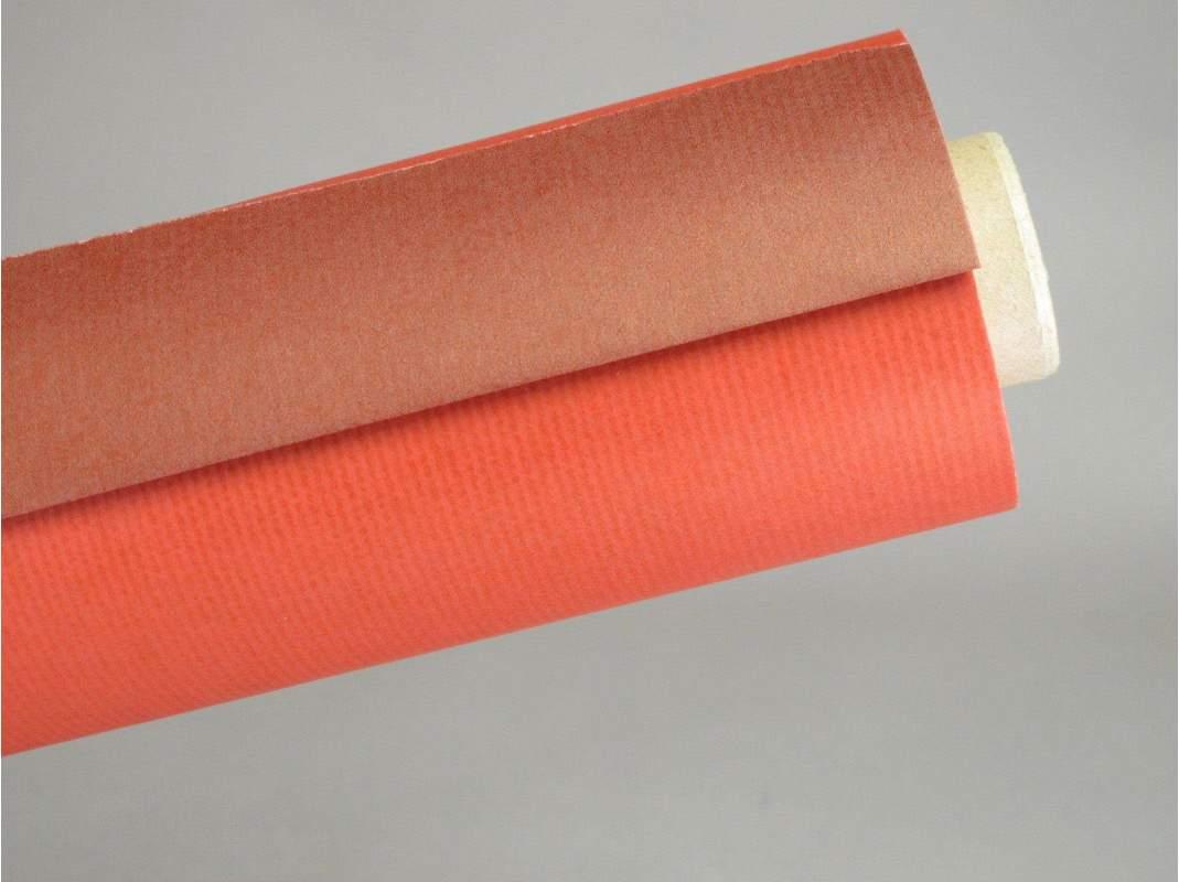 rouleau de papier kraft reversible rouge bordeaux. Black Bedroom Furniture Sets. Home Design Ideas