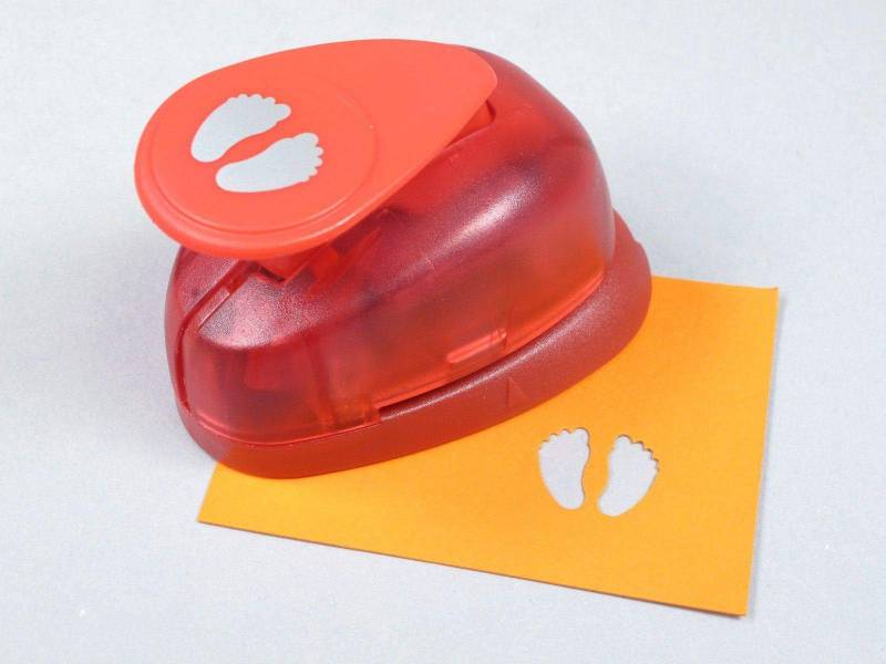 Perforatrice paire de pieds petit modèle