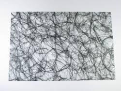 Set de table Sizoweb 30x45cm - Noir