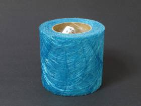 Ruban ajouré Sizoweb 8cm - Turquoise