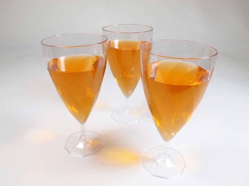 Verre à Eau ou Vin Cristal en plastique résistant